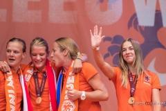 Sheila van de Bulk, Mandy van den Berg ,Loes Geurts, Jackie Groenen / Photographer - Jasper Legrand
