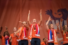Dutch national football team / Photographer - Jasper