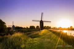 """""""Sunset at the fortified city of Heusden-Holland"""" / Photographer - Jasper Legrand"""