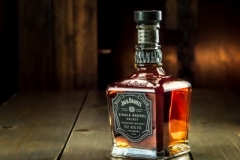 """ Jack Daniels single barrel - Gall & Gall"" / Photographer - Jasper Legrand"