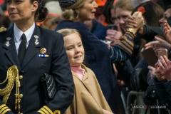 """Dutch royal family, Princess Ariane"" / Photographer - Jasper Legrand"