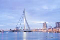 """ Erasmus Bridge Rotterdam"" / Photographer - Jasper Legrand"