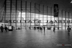 """Main entrance Rotterdam central station-Holland"" / Photographer - Jasper Legrand"